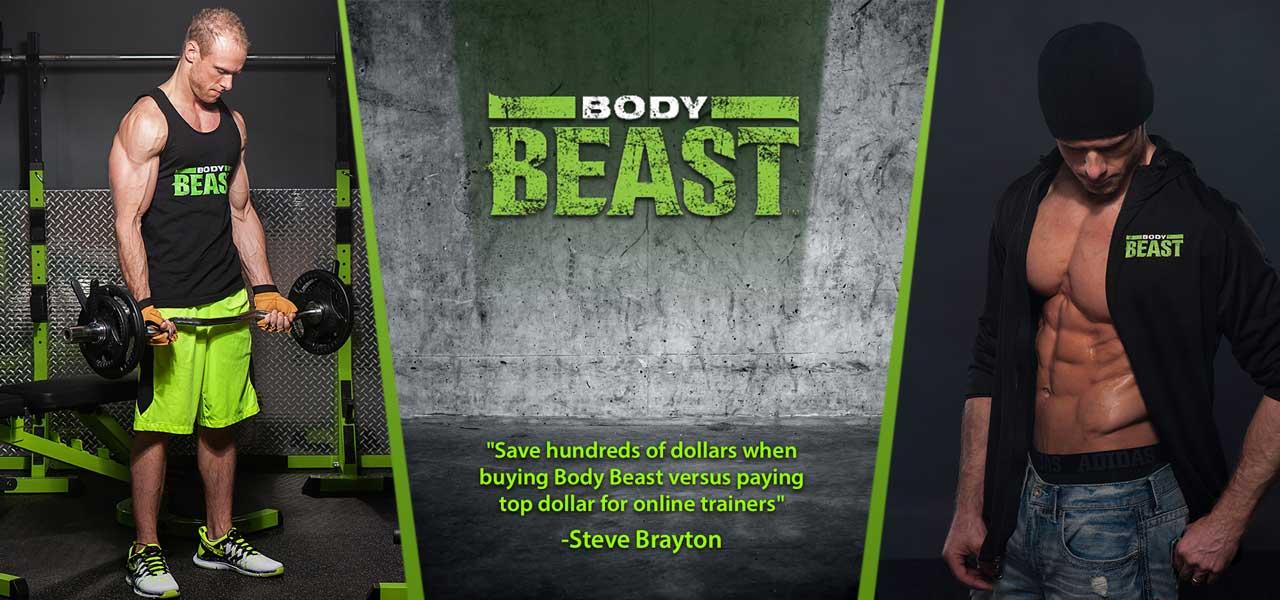 Steve Brayton BODY BEAST